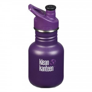 Klean Kanteen Drinkfles Kind Sport Cap (3.0) 354ml Grape Jelly