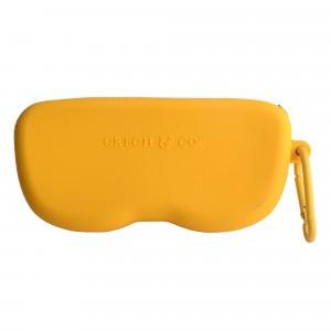 Grech & co. Silicone Zonnebril Doosje Golden