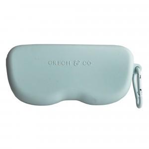 Grech & co. Silicone Zonnebril Doosje Light Blue