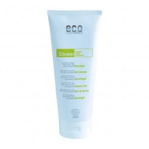 Eco Cosmetics Douchegel met groene thee en granaatappel 200ml