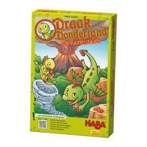 Haba Spel Draak Dondertand