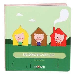 Oogappel Sprookjesboek De drie biggetjes