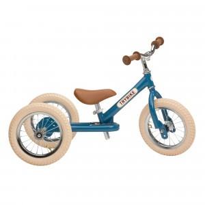 Trybike Steel Driewieler Vintage Blue