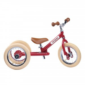 Trybike Steel Driewieler Vintage Red