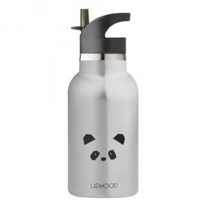 Liewood Drinkbus Panda Stainless Steel