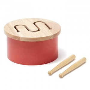 Kid's Concept Trommel Mini Rood