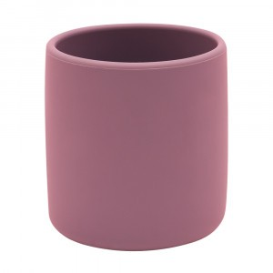 We Might Be Tiny Grip Cup Dusty Rose