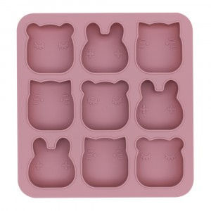 We Might Be Tiny Poddie Silicone IJs- of Bakvorm Dusty Rose