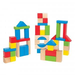 Hape Houten Blokken (50 stuks)