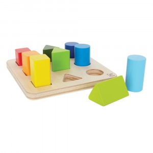 Hape Sorteerspel 'Color and Shape'