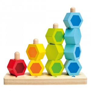 Hape Stapelspel 'Counting Beads'
