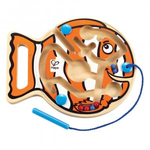 Hape Balletjesdoolhof 'Go Fish Go'