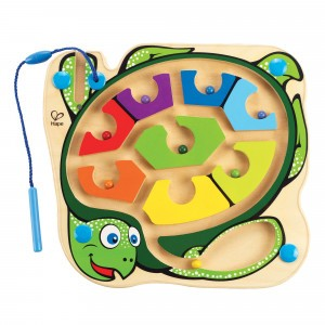 Hape Balletjesdoolhof 'Colorback Sea Turtle'