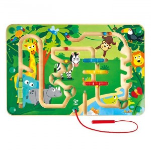 Hape Balletjesdoolhof 'Jungle'