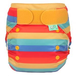 Totsbots Easyfit Star Rainbow Stripe