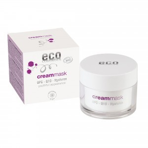 Eco Cosmetics Anti-aging Crème masker