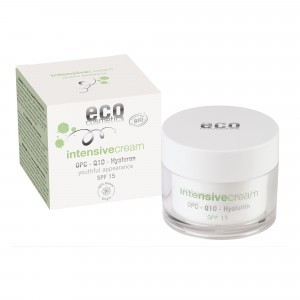 Eco Cosmetics Intensieve Anti-aging Crème SPF15 60ml