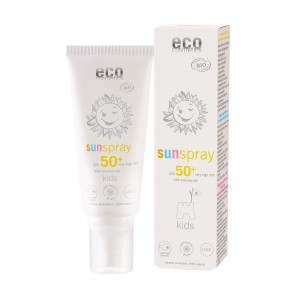 Eco Cosmetics Zonnespray Kids SPF50+ 100ml