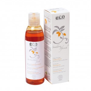 Eco Cosmetics Douchegel met duindoorn en perzik 200ml
