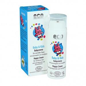Eco Cosmetics Baby Billenbalsem met granaatappel en duindoorn 50ml