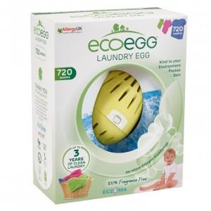 Tweede Kans product - Ecoegg Wasbal - Parfumvrij (720 wasbeurten)