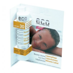 Eco Cosmetics Lippenbalsem SPF30