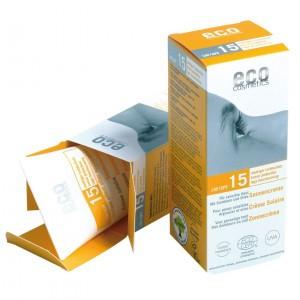 Eco Cosmetics Zonnecrème SPF15 75ml