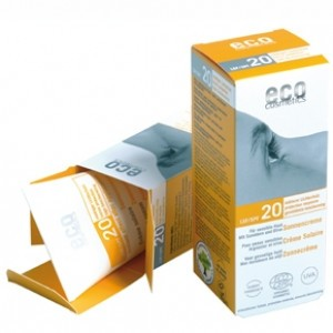 Eco Cosmetics Zonnecrème SPF20 75ml