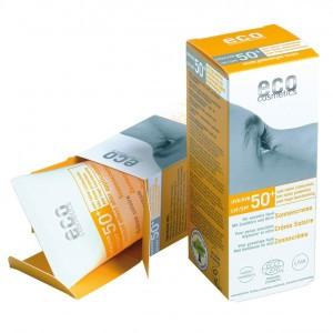 Eco Cosmetics Zonnecrème SPF50 75ml