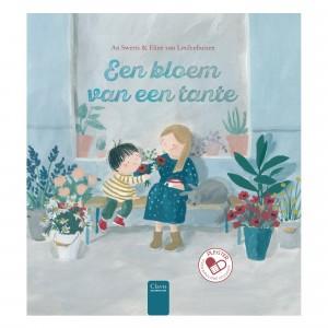 Clavis 'Pleister' Informatief Leesboek Een bloem van een tante