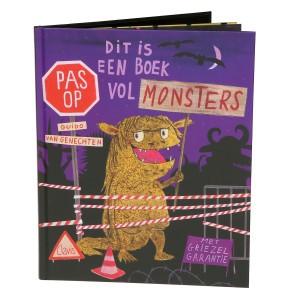 Clavis Leesboekje Dit is een boek vol monsters