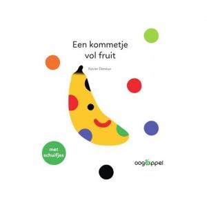 Oogappel Interactief Boek Een kommetje vol fruit