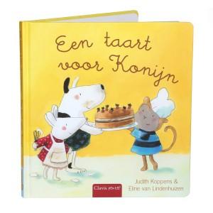 Clavis Leesboekje Een taart voor konijn
