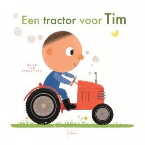 Clavis Leesboekje Een tractor voor Tim