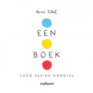 Oogappel Interactief Boek - Een boek voor kleine handjes