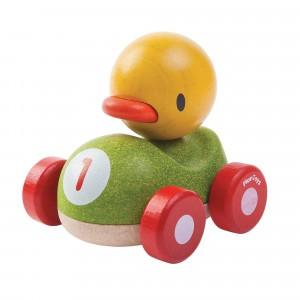 Plan Toys Eend Racer