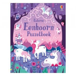 Usborne Eenhoorn puzzelboek