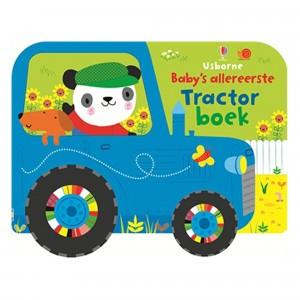 Usborne Baby's allereerste Tractor boek