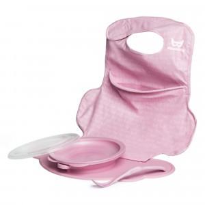 Herobility Eco Eetset Pink