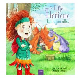 Clavis Leesboekje Elfje Floriene kan bijna alles