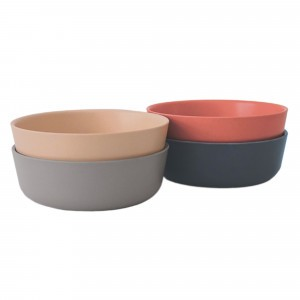 Ekobo Kommenset: Blush, Cloud, Storm en Terracotta