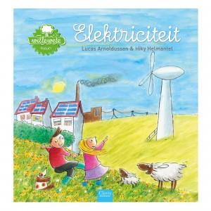 Clavis 'Willewete' Informatief Prentenboek Elektriciteit