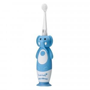 Brush Baby Wild Ones Elektrische Tandenborstel (0-10 jaar) Elephant