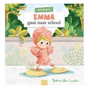 Clavis Leesboekje 'Beestenboel' Emma gaat naar school