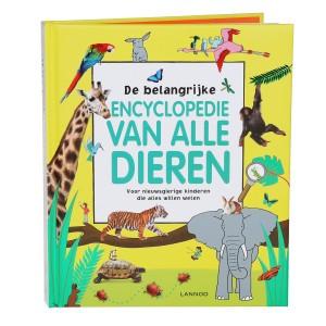 Lannoo Encyclopedie van alle dieren