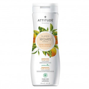 Attitude Super Leaves Shower Gel - Energizing