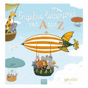 Clavis Leesboekje Engelse letterpret van A tot Z