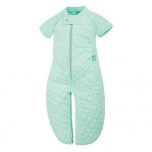 Ergopouch Sleepsuits 1,0 Mint Cross 2-12 maand