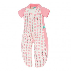 Ergopouch Sleepsuits 1,0 Pink Cherry 2-12 maand