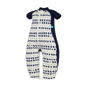 Ergopouch Sleepsuits 1,0 Navy Paint 2-12 maand